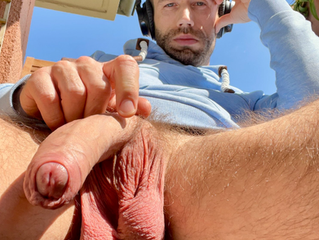Hung, handsome and hairy - X RATED