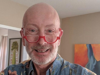 This man is 57 & his 90-year-old father just disowned him when he found out he's gay