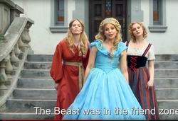 Princess Rap Battle  V