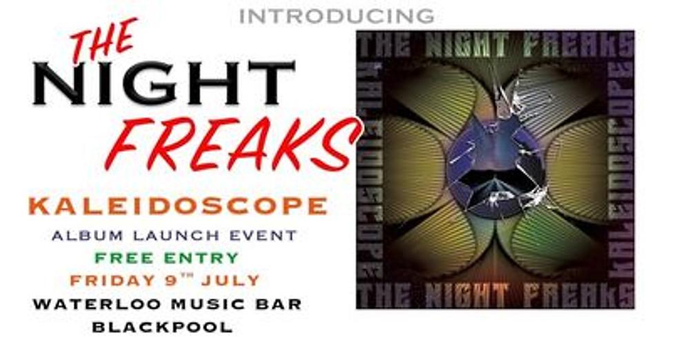 The Night Freaks Album Launch