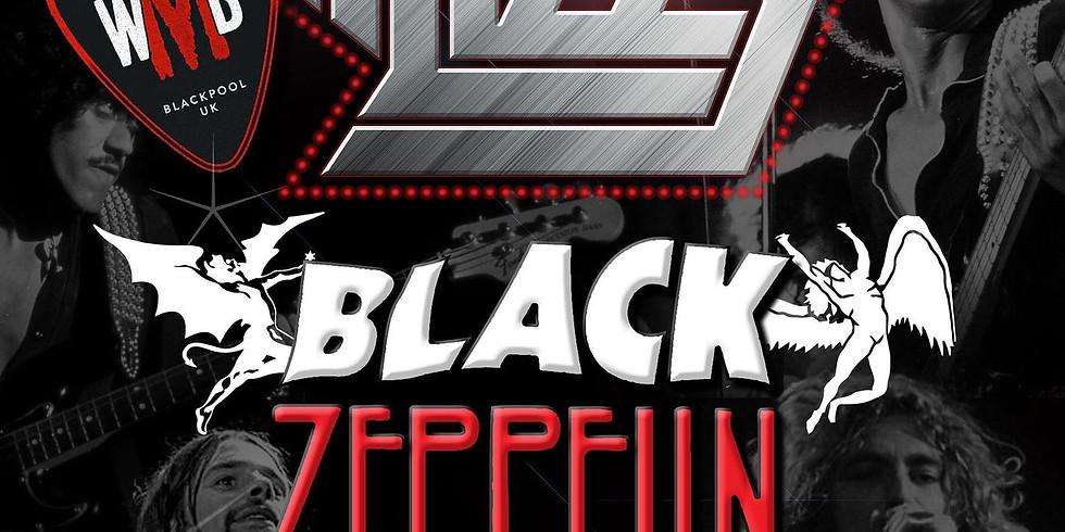 Twin Lizzy, Black & Zeppelin