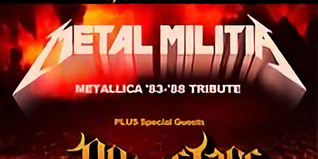 METAL WEEKEND (FRIDAY ONLY)