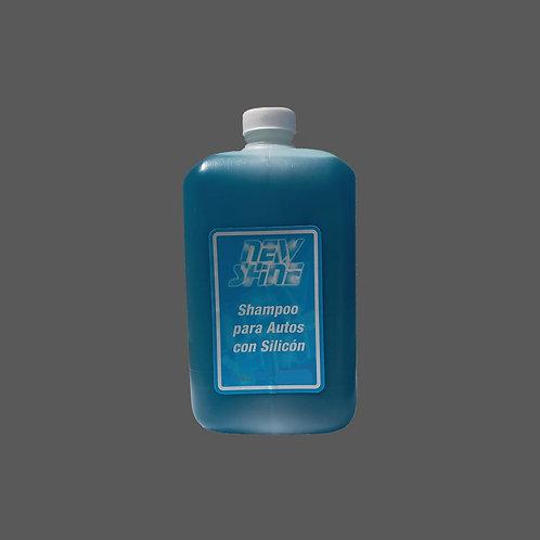 Shampoo con silicón