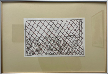 Chain Link Fence, 2015