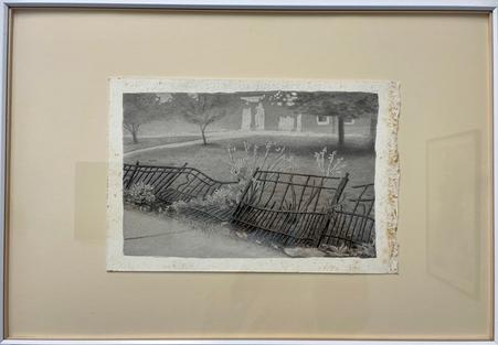 Broken Fence, 2013