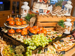 Grazing Table zum 70. Geburtstag