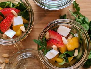 Sommerlicher Caprese-Salat