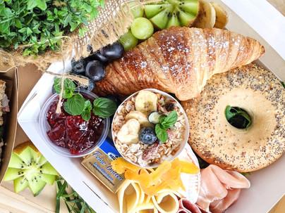 Frühstücksbox Business