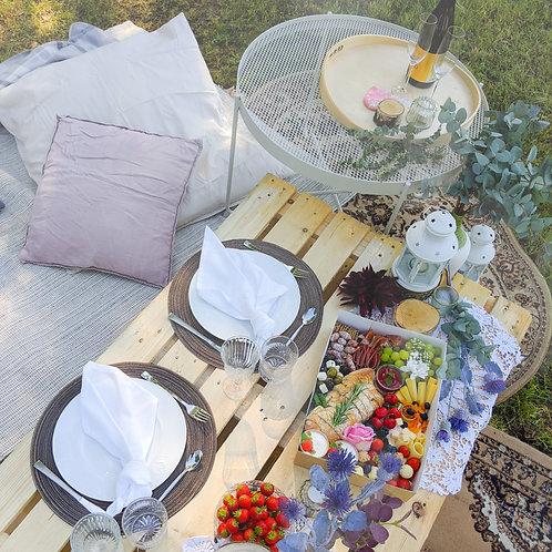 Luxus Picknick