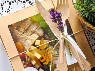 Genussbox zum Weinberg-Picknick