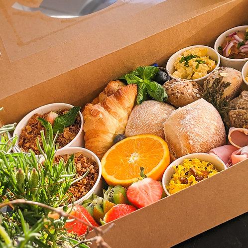 Frühstücksbox 16.10.2021