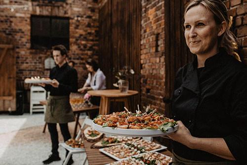 Catering Service für eure Hochzeit