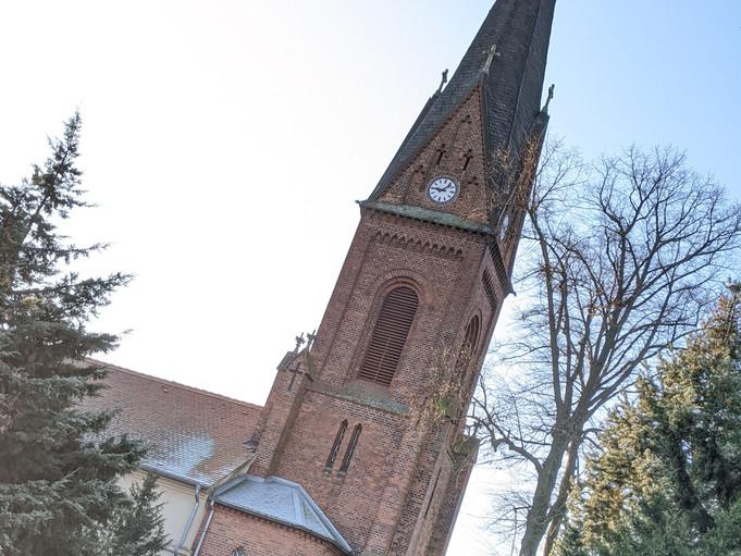 Dorfkirche Mügeln