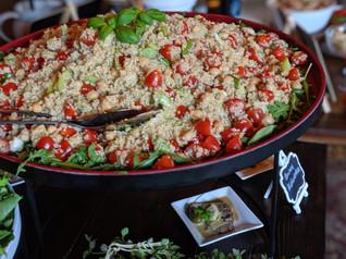 Kichererbsen-Bulgur-Salat