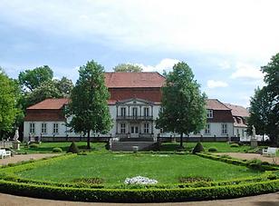 Wiepersdorf Schloss mit anliegendem Park