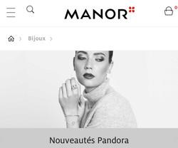 Manor Onlineshop