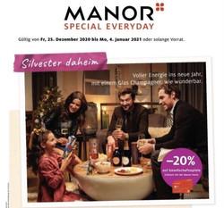 Manor Silvester 2020