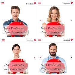 SwissLife Kampagne