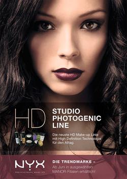 NYX HD Make-up