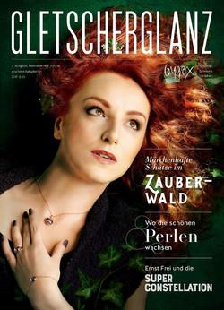 Gletscherglanz Cover