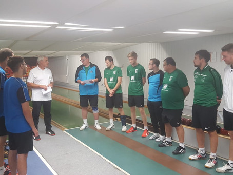 DCU Pokal 1. Runde | Gruppensieger!