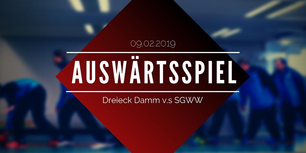 15. Spieltag | Dreieck Damm v.s SGWW