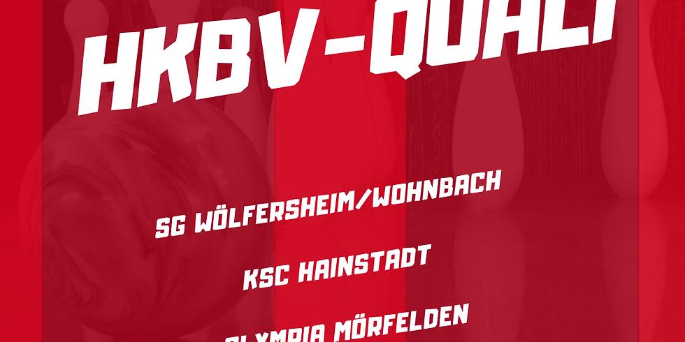 DKBC Pokal | HKBV-Qualifikation