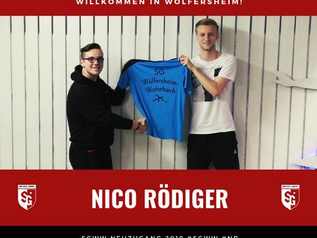 Nico Rödiger wechselt zur SGWW