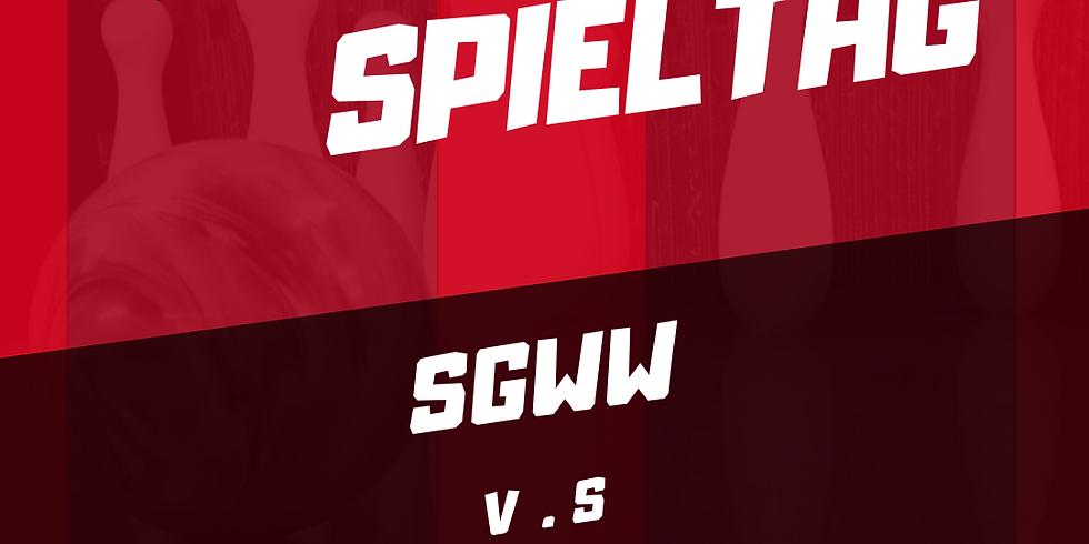 2. Spieltag | SGWW v.s SKC Nibelungen Lorsch 2