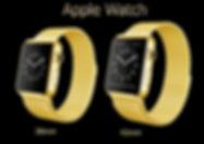38mm Watch Edition & 42mm Watch Edition