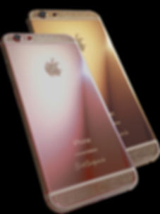 Rose Gold iPhone 6s Plus