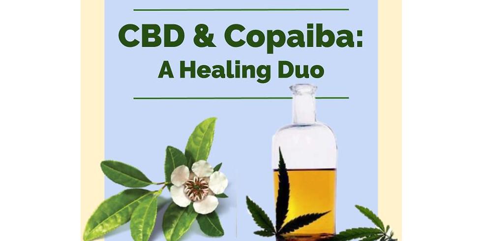 CBD and Copaiba: A Healing Duo
