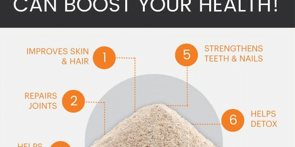Complimentary Workshop | Benefits of Taking Collagen Supplements