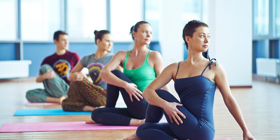 Yoga with Natalie - Group Yoga Every Sunday