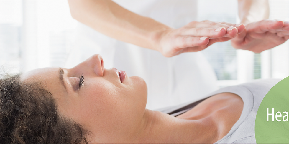 Free Workshop: Healing Touch