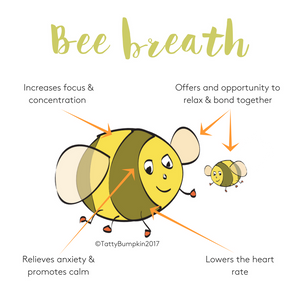 the benefits of bee breath