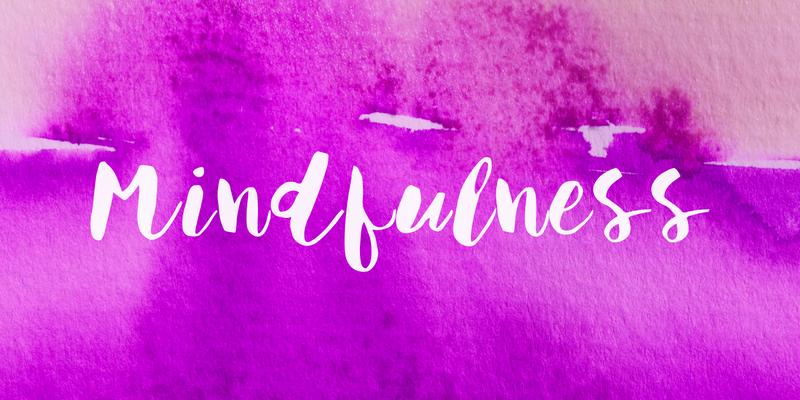 Mindfulness for children blog header