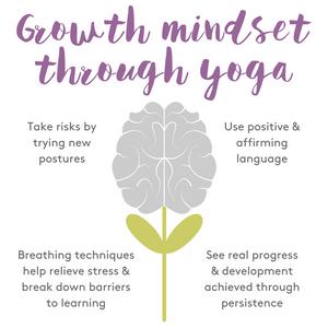 Growth Mindset flower benefits