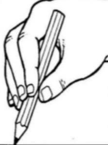 Static tripod grip