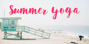 Summer yoga to stay cool