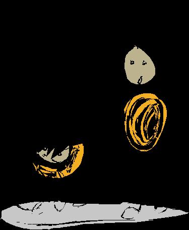 Volcano Pose