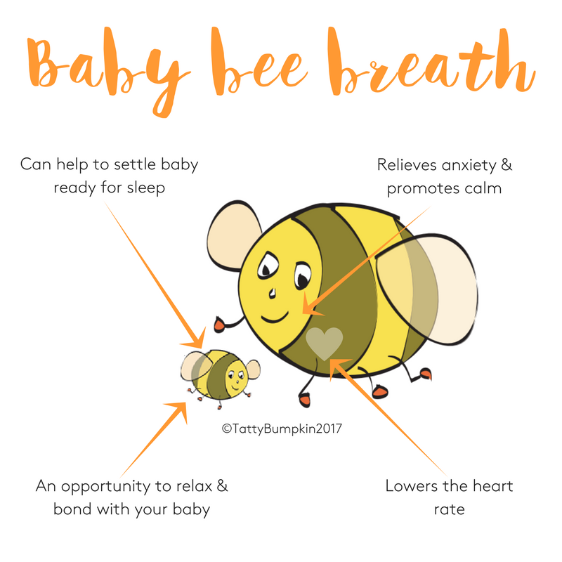 Benefits of bee breath for babies