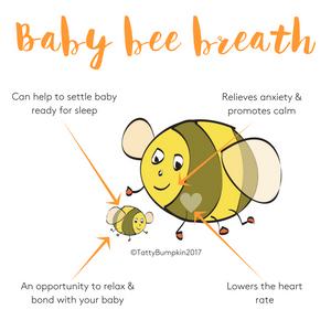 Benefits of bee breath for babies