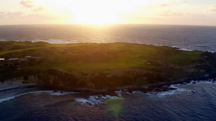 Cape Wickham (land for 2nd golf course).