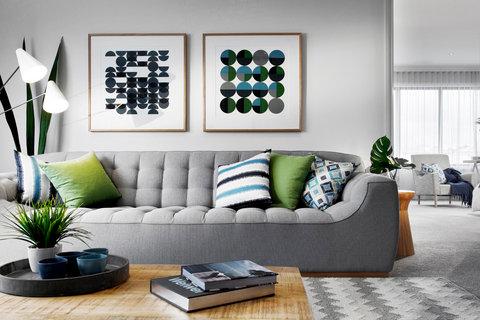 Display Home Photography