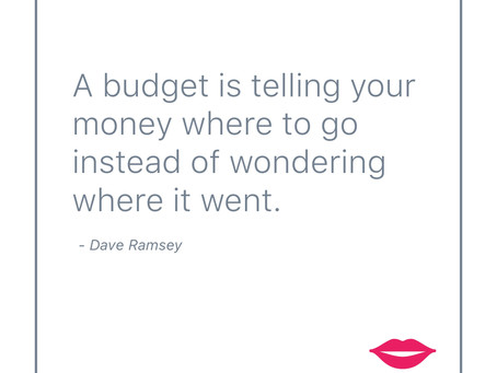 Budget or Bust