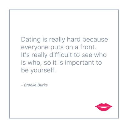 hjälp med Internet Dating profil