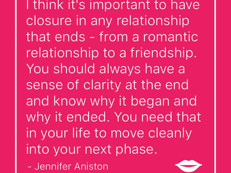 Life's to Short to Stay in Crappy Relationships