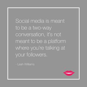 Strategizing Social Media
