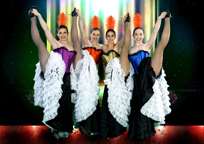 Yes We Can CanCan!